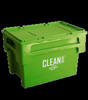 CLEAN BOX mit Deckel