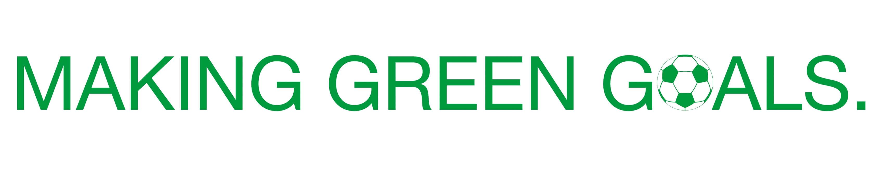 Making-green-goals_schriftzug