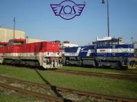 Železničné opravovne a strojárne Zvolen, a.s | INT