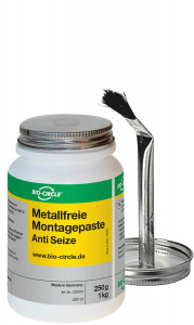 250 Gramm Pinseldose Metallfreie Montagepaste