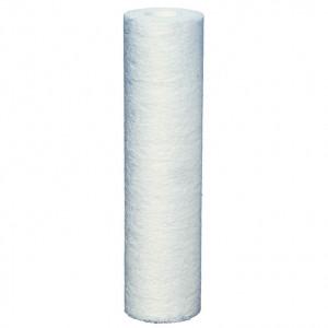 Coil cartridge filter