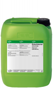 10 Liter Kanister Entschäumer silikonhaltig