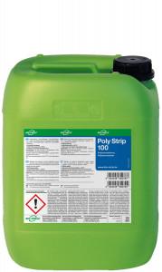 10 Liter Kanister gefüllt mit Poly Strip 100