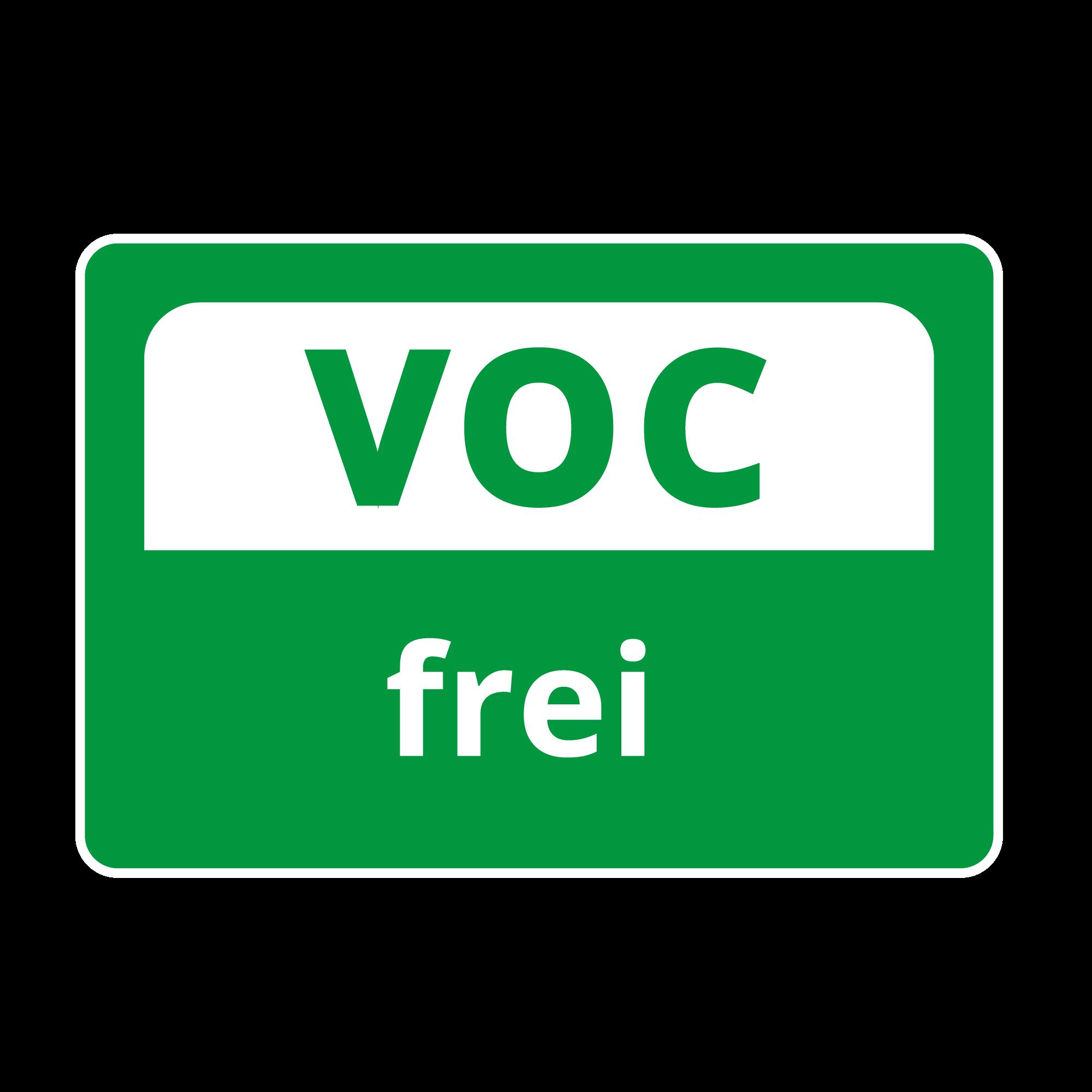 VOC free!